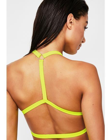 Nuclear Bliss Bikini Top