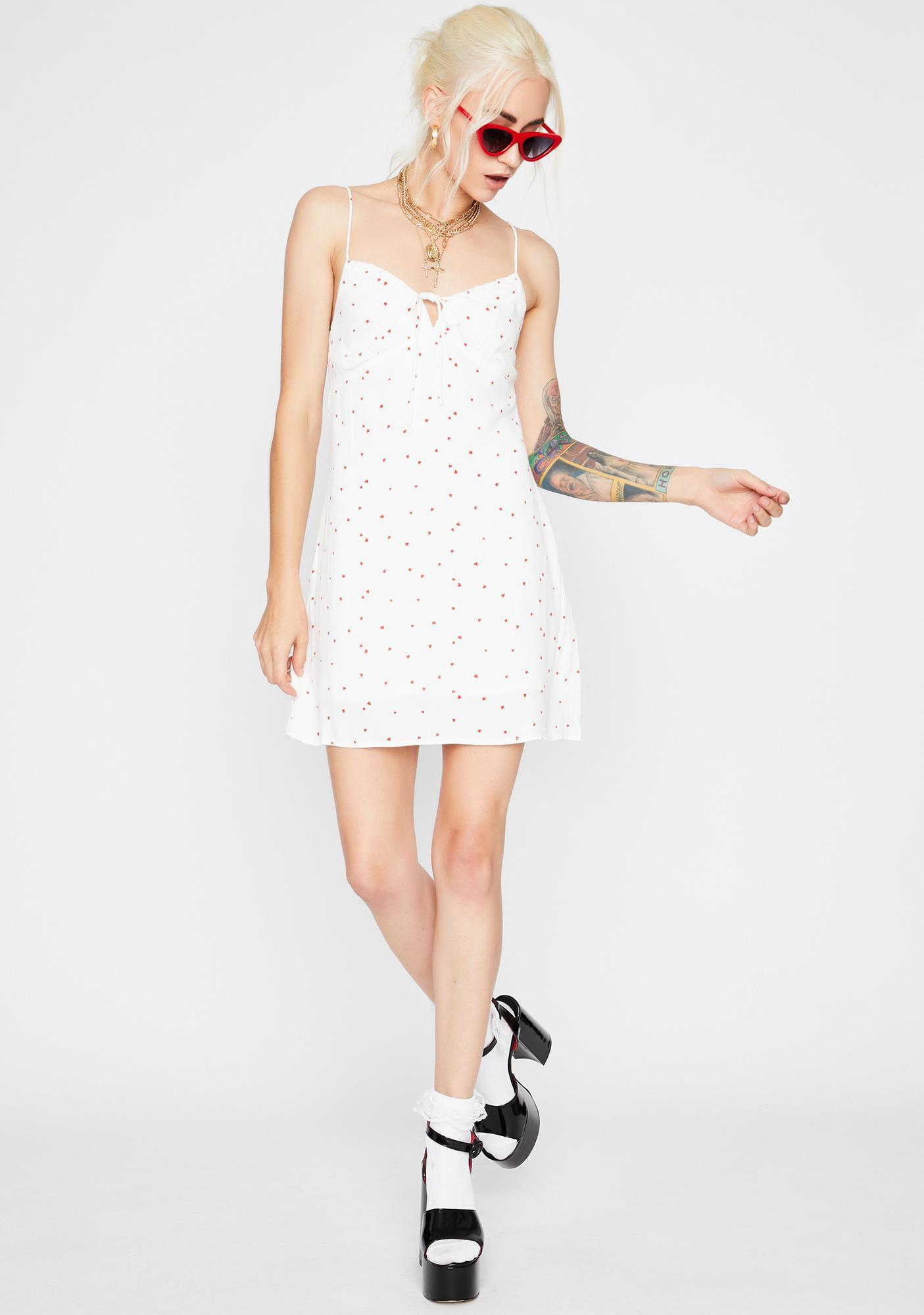 Love Me Right Mini Dress