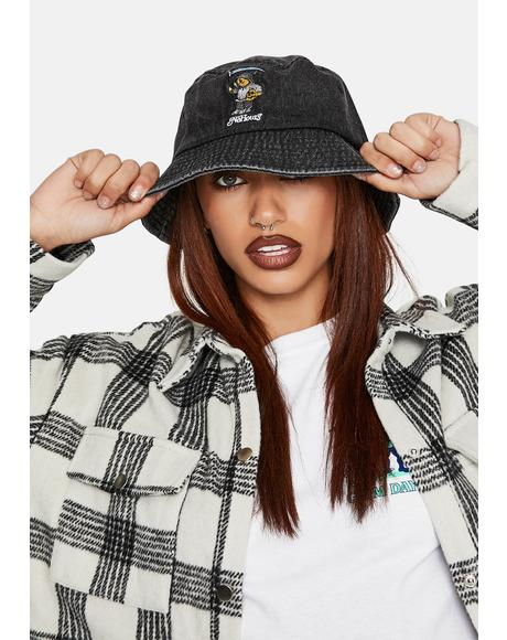 Solo Denim Bucket Hat