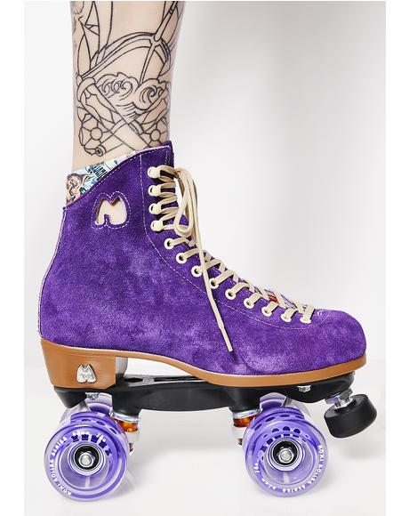 Grape Lolly Skates