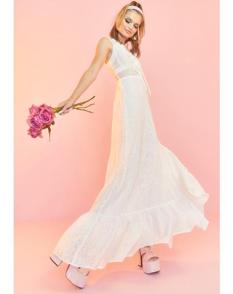 One More Chance Maxi Dress
