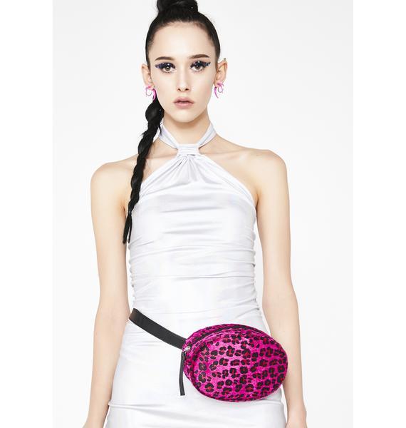 Feline Fever Belt Bag