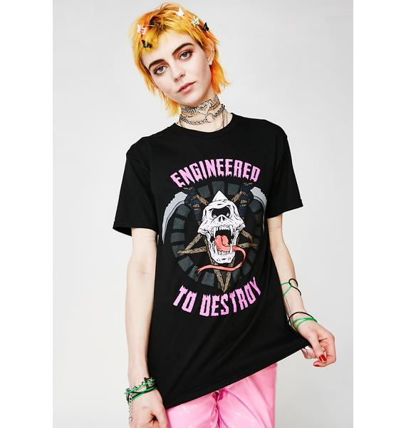 Mishka Stairway To Hell T-Shirt