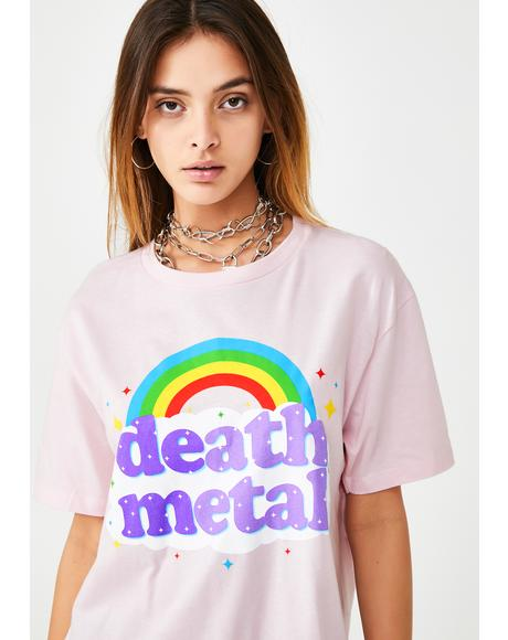 Death Metal Graphic Tee