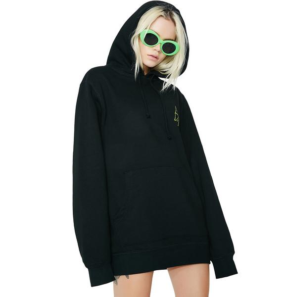 HUF Triple Triangle Pullover Hood
