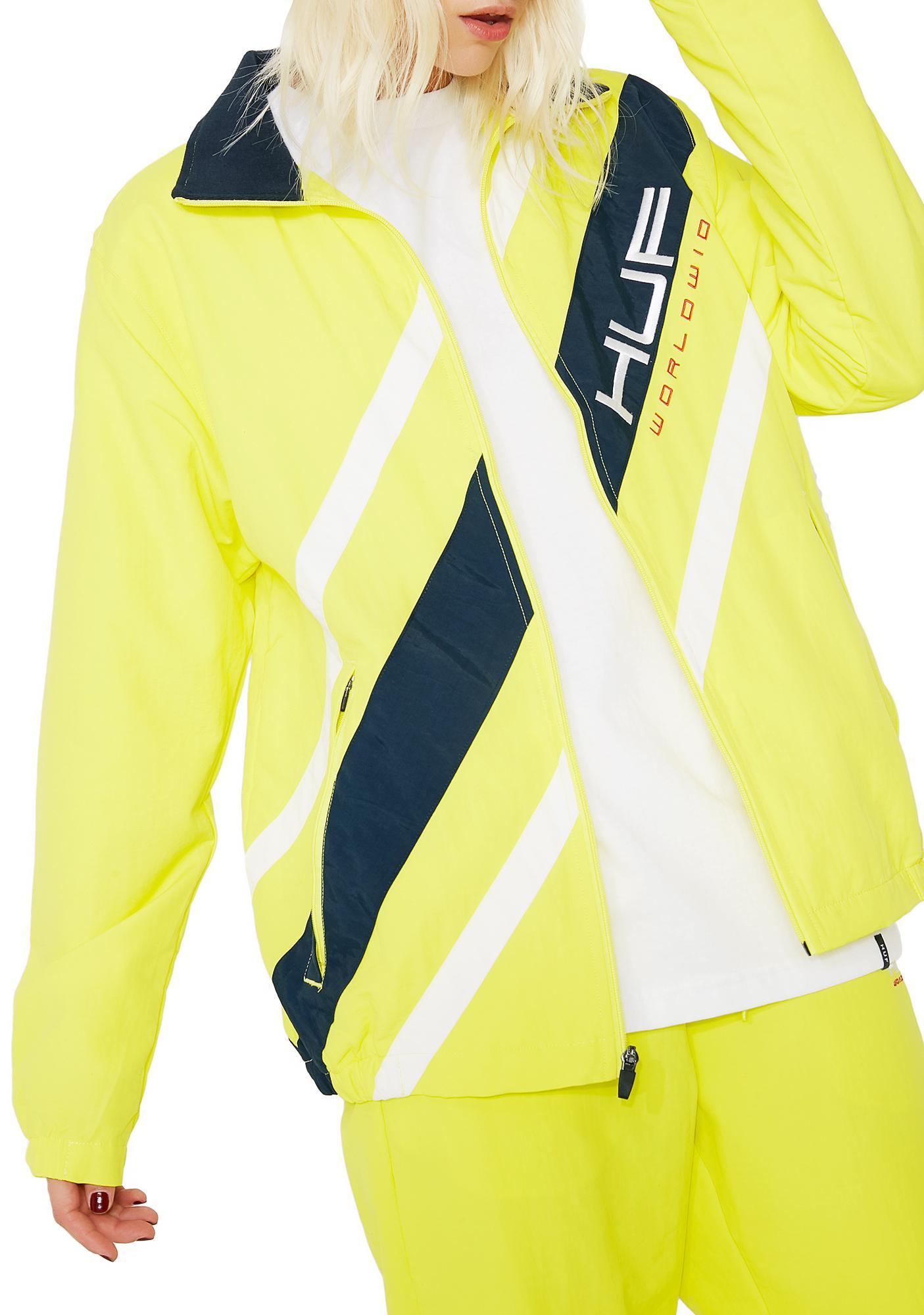 HUF Palisades Track Jacket