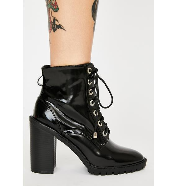 Get It Started Ankle Boots