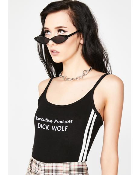 Dick Wolf Bodysuit