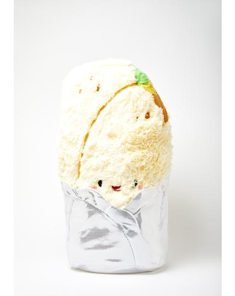 Burrito 15 Inch Pillow