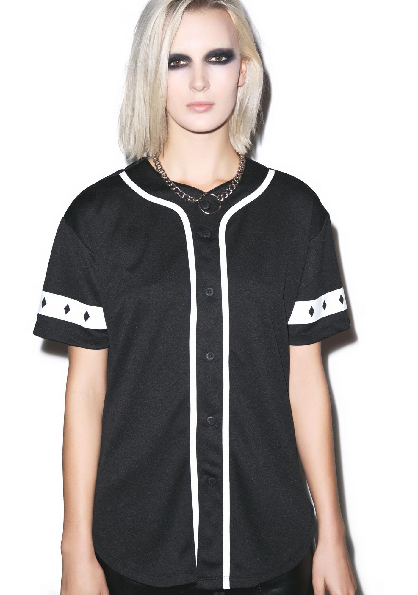 Strike Zone Baseball Jersey