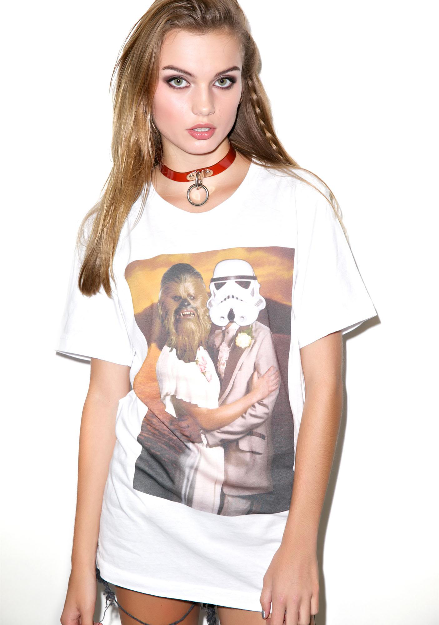Kill Brand Prom Trooper Tee