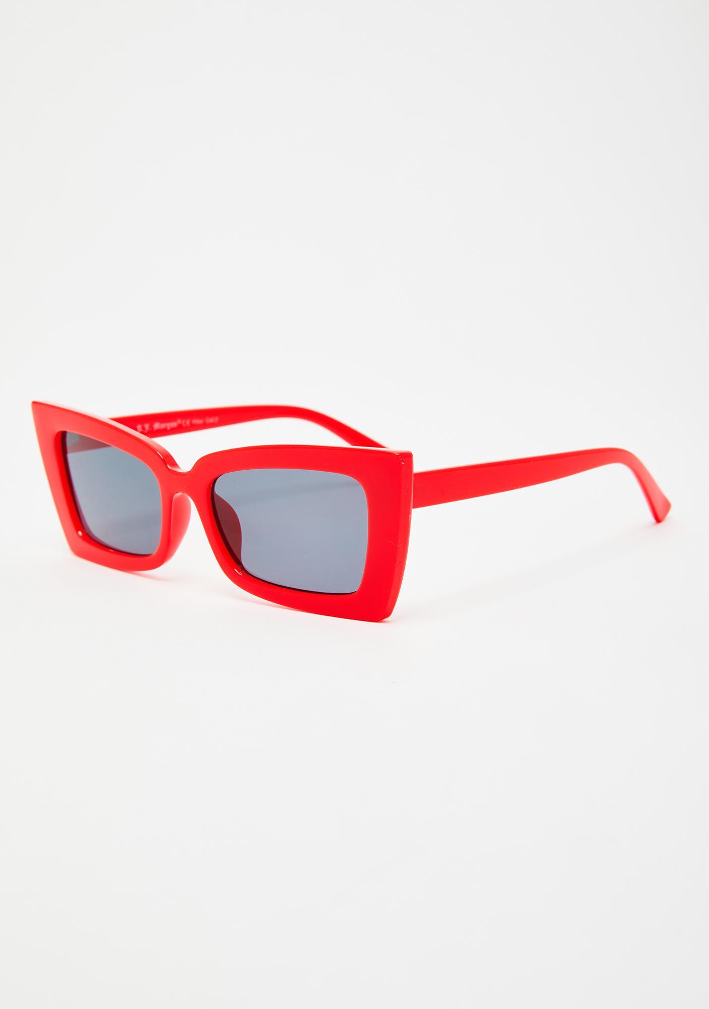 Big Payback Oversized Sunglasses
