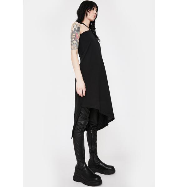 NOCTEX Eliza Tunic Midi Dress