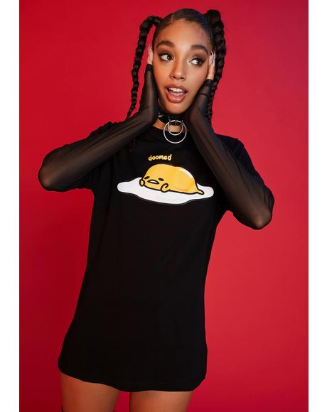 Sunny Side Up Twofer Graphic Tee
