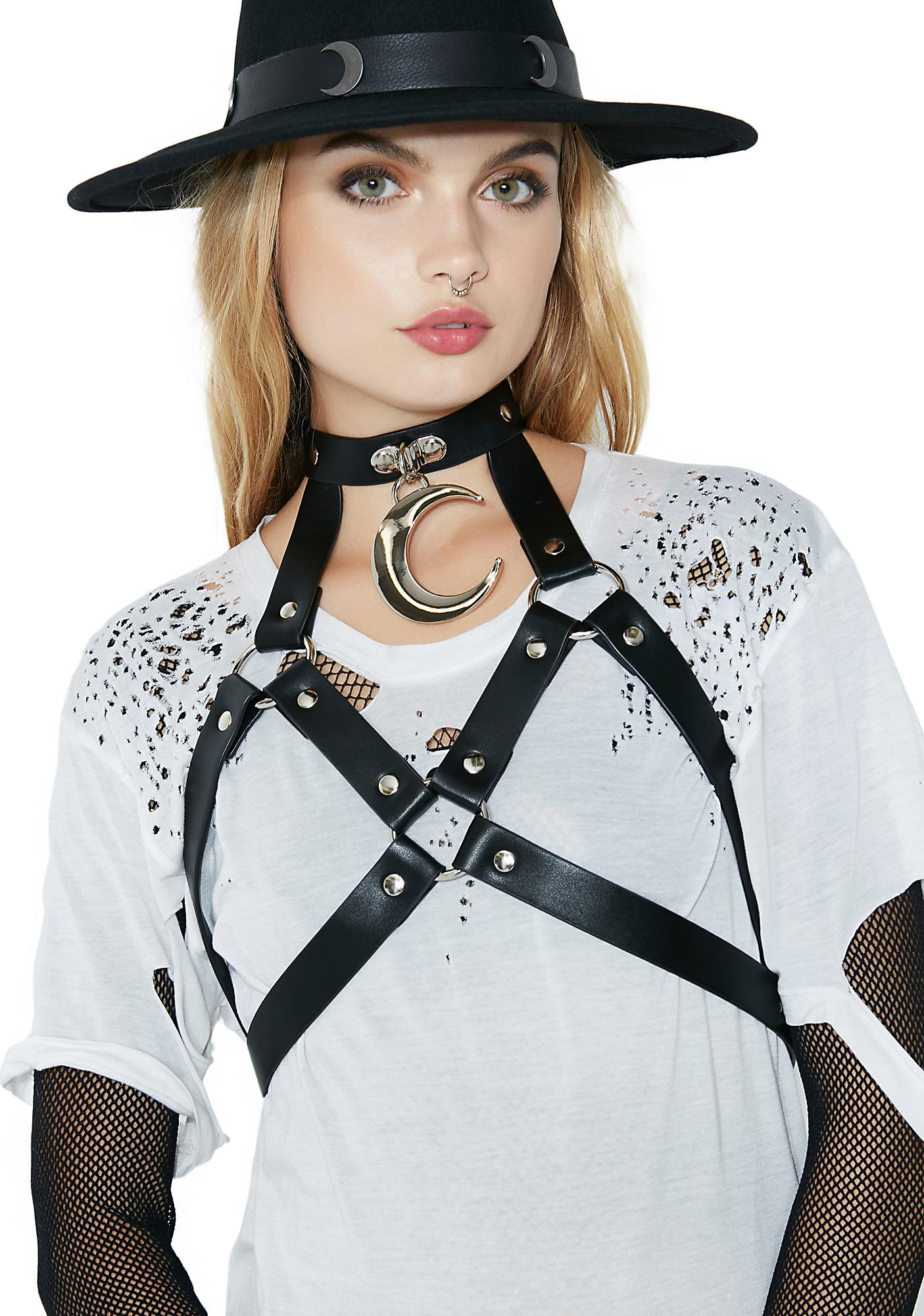 Killstar Eternal Eclipse Harness