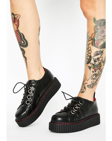 Wreckless O-Ring Creepers