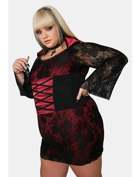Forever Blood Thirsty Vampire Costume