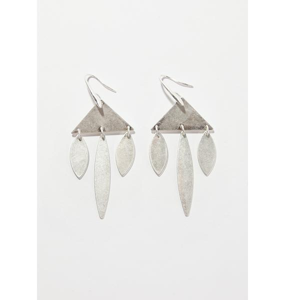 Sunshowerz Drop Earrings