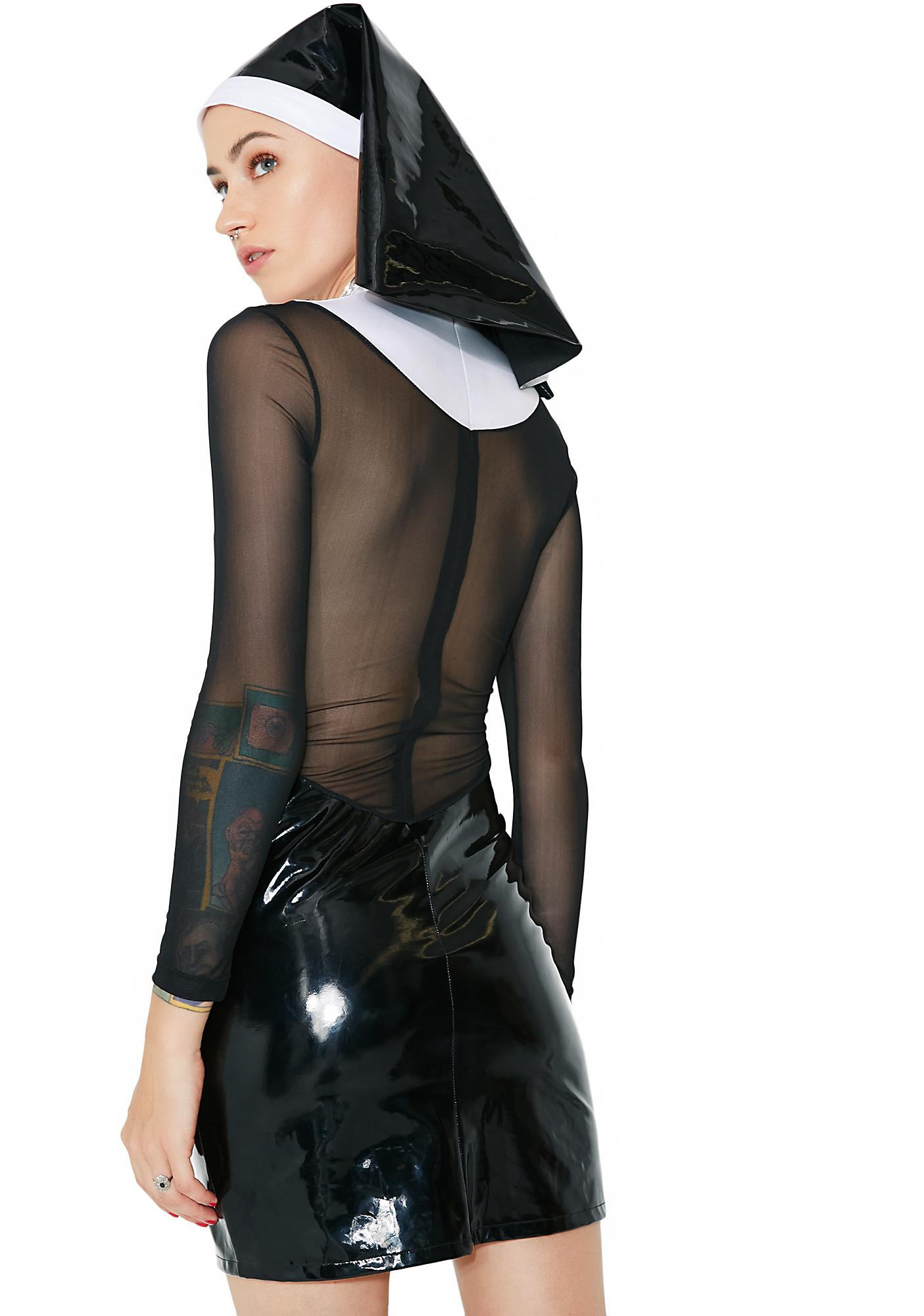 Sinful Mama Don't Preach Costume