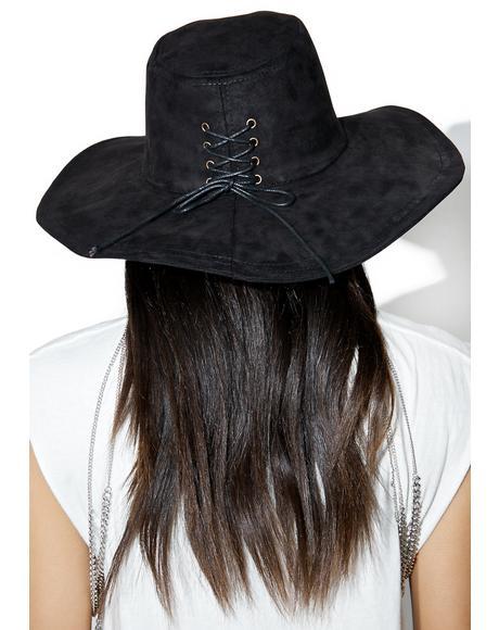 Formation Wide Brim Hat