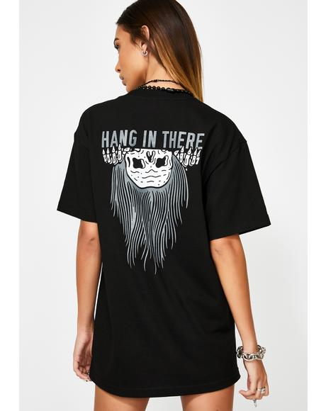 Hang In There Graphic Tee