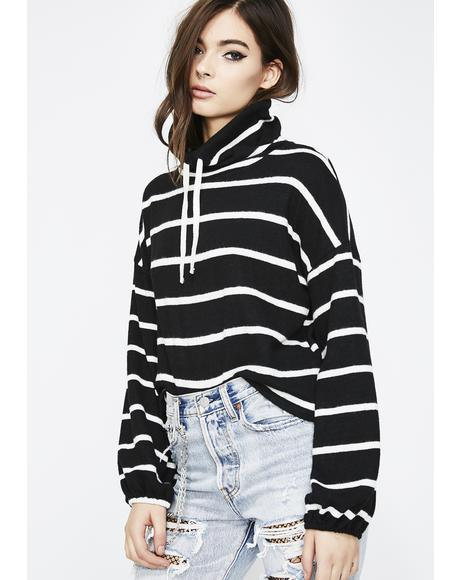Too Chill Stripe Sweater