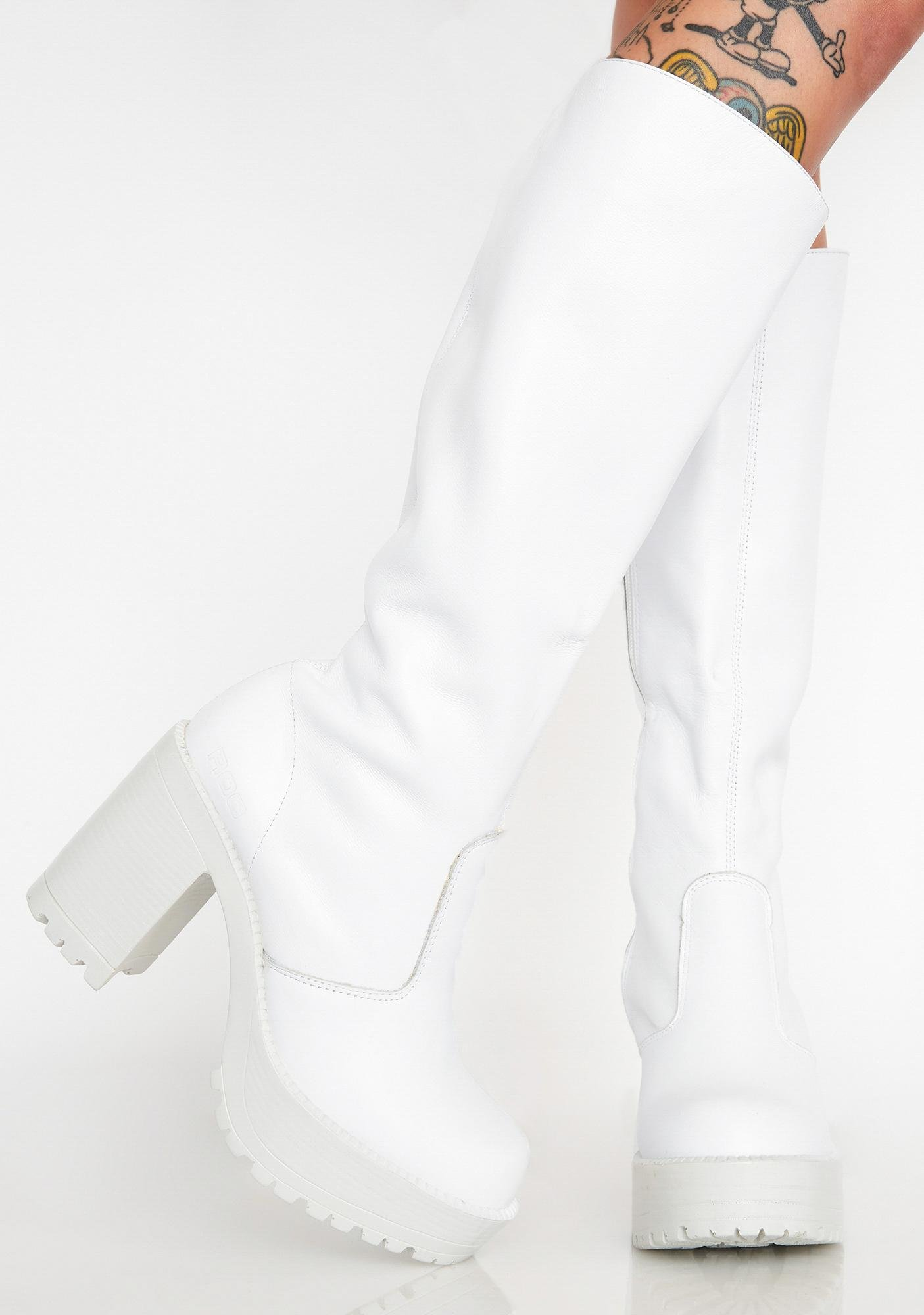 ROC Boots Australia Icy Gusto Knee High Boots