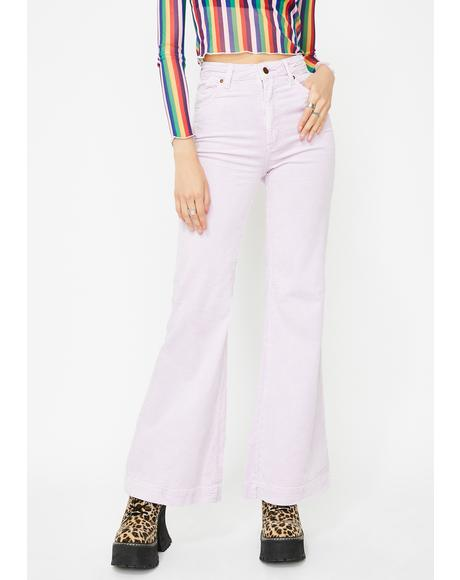 Sugar Eastcoast Flare Pants