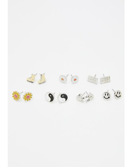 Party Favors Earring Set