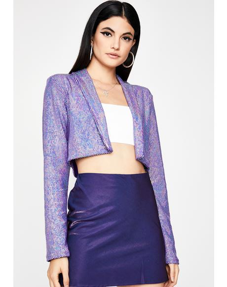 Fairy Limited Edition Sequin Jacket