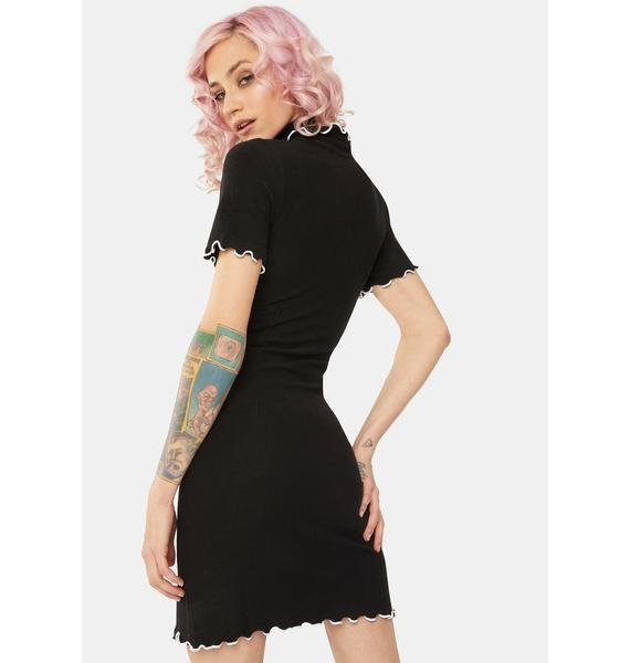 Twiin Polarize Polo Dress