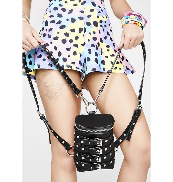 Club Exx Mini Buckle Down Backpack