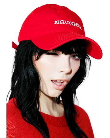 Naughty Cap