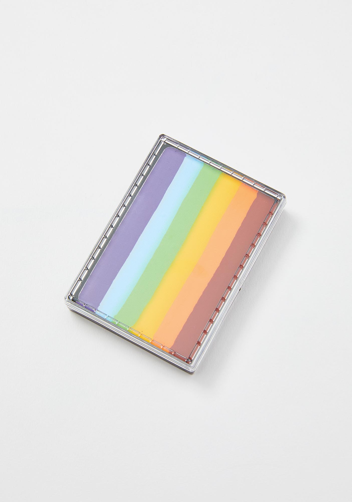 Mehron Arc-En-Ciel Paradise AQ Prisma Blendset Palette