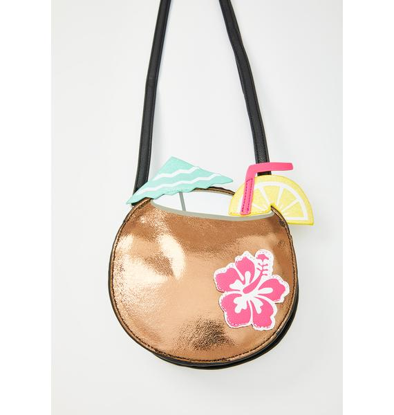 Lime In The Coconut Crossbody Bag