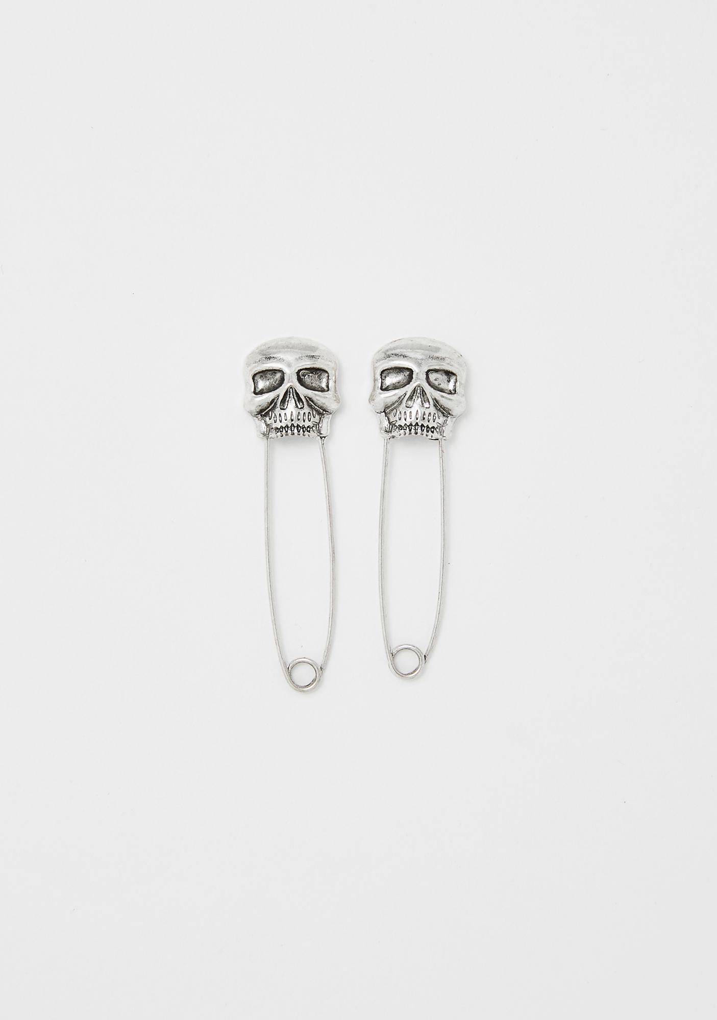 Blood Oath Pin Earrings