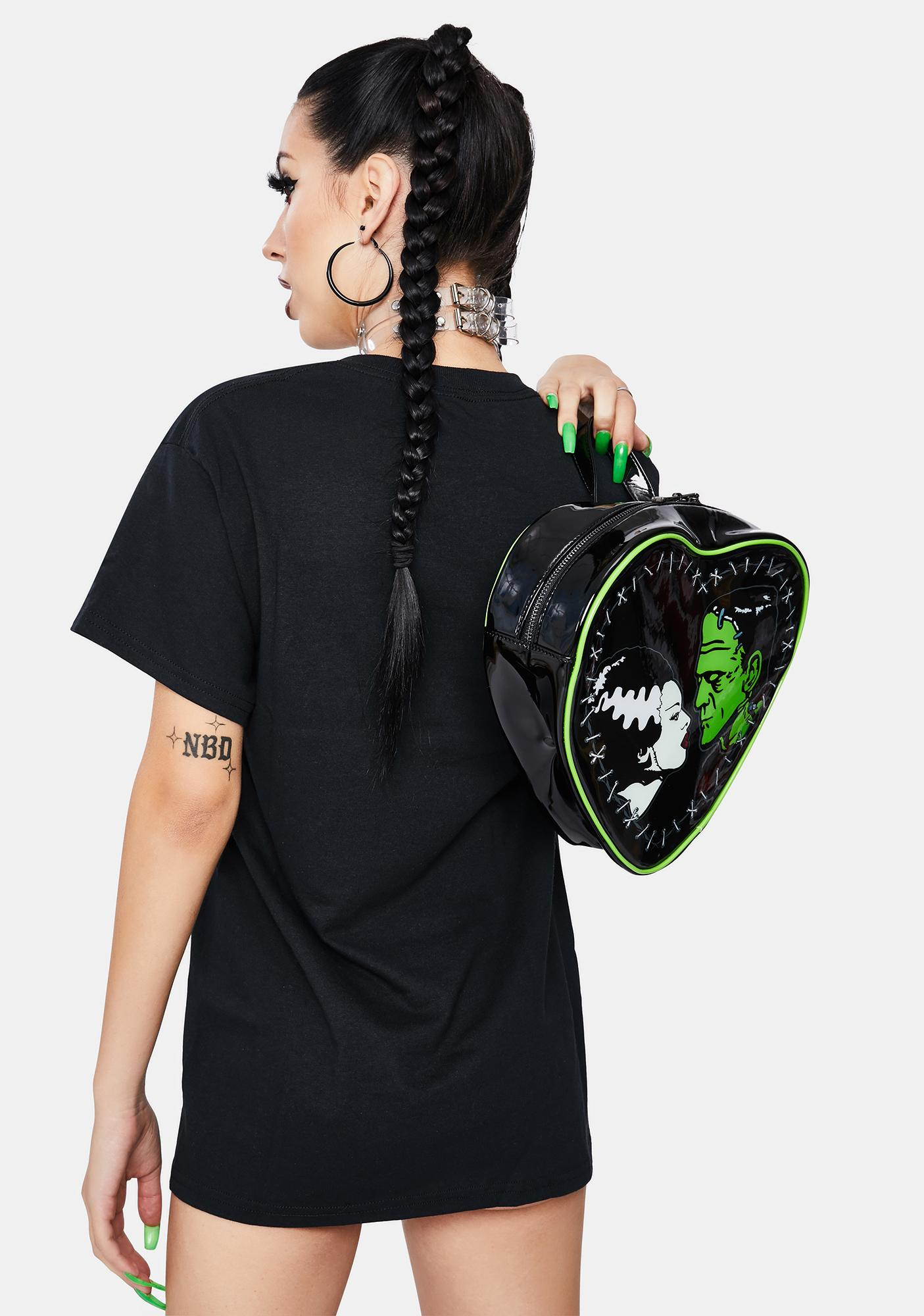 Rock Rebel Frank Bolts Graphic Tee
