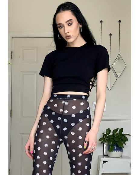 Blossom Babe Flare Pants
