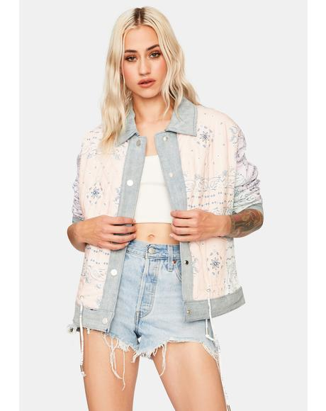 Summer Breeze Dolman Jacket
