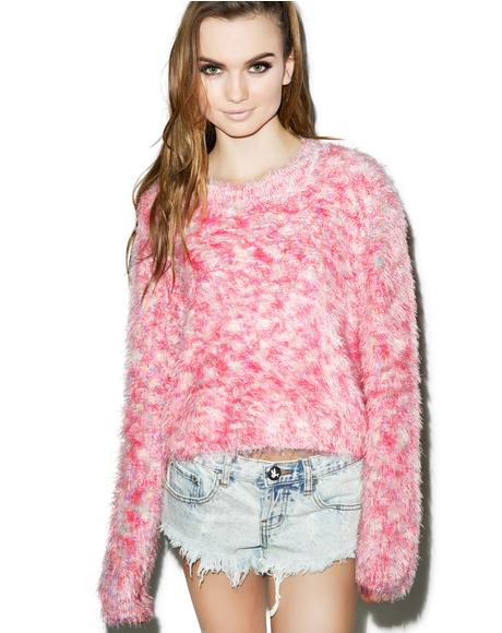 Fairy Floss Jumper