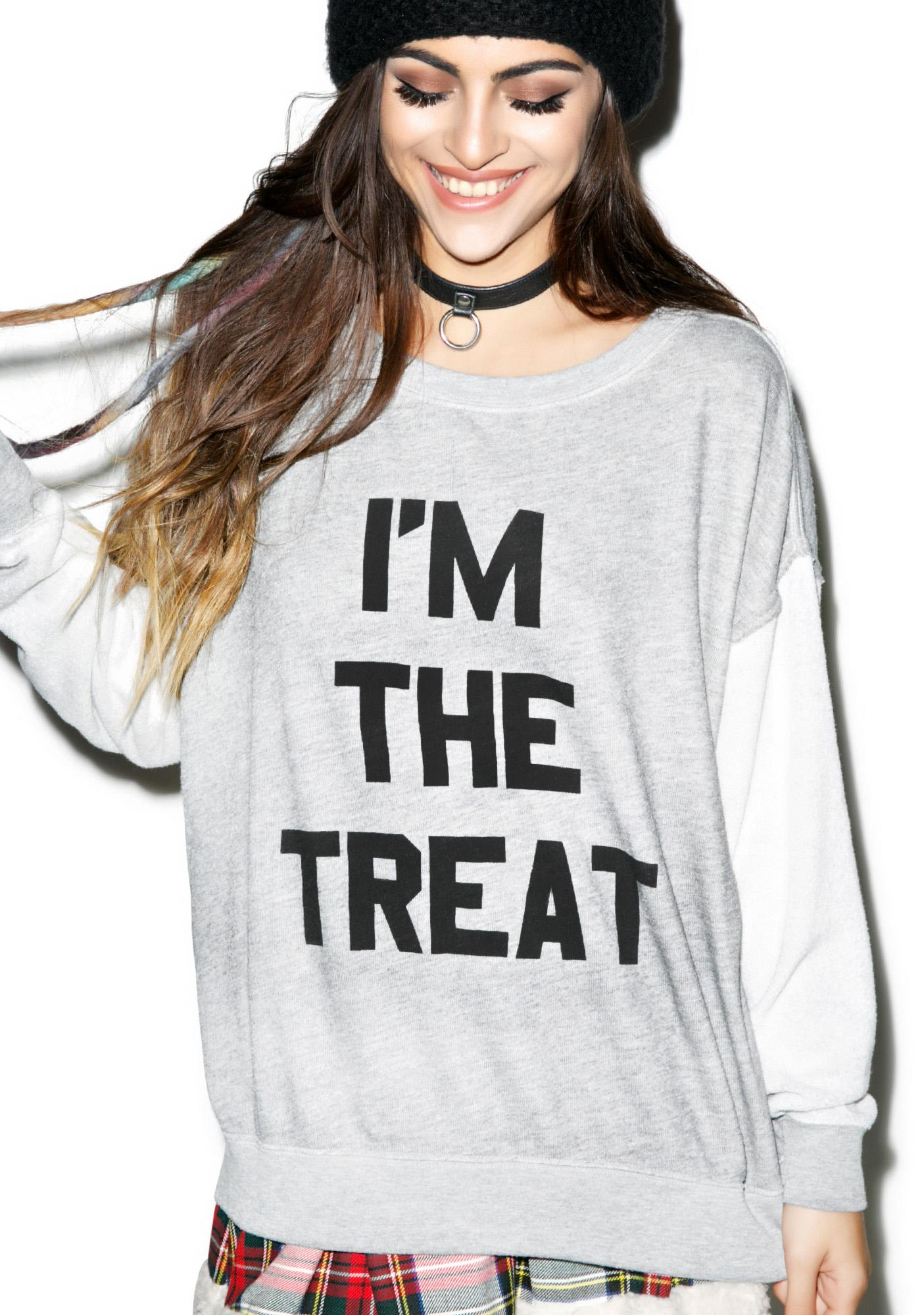 Wildfox Couture Real Treat Weekend Lounger