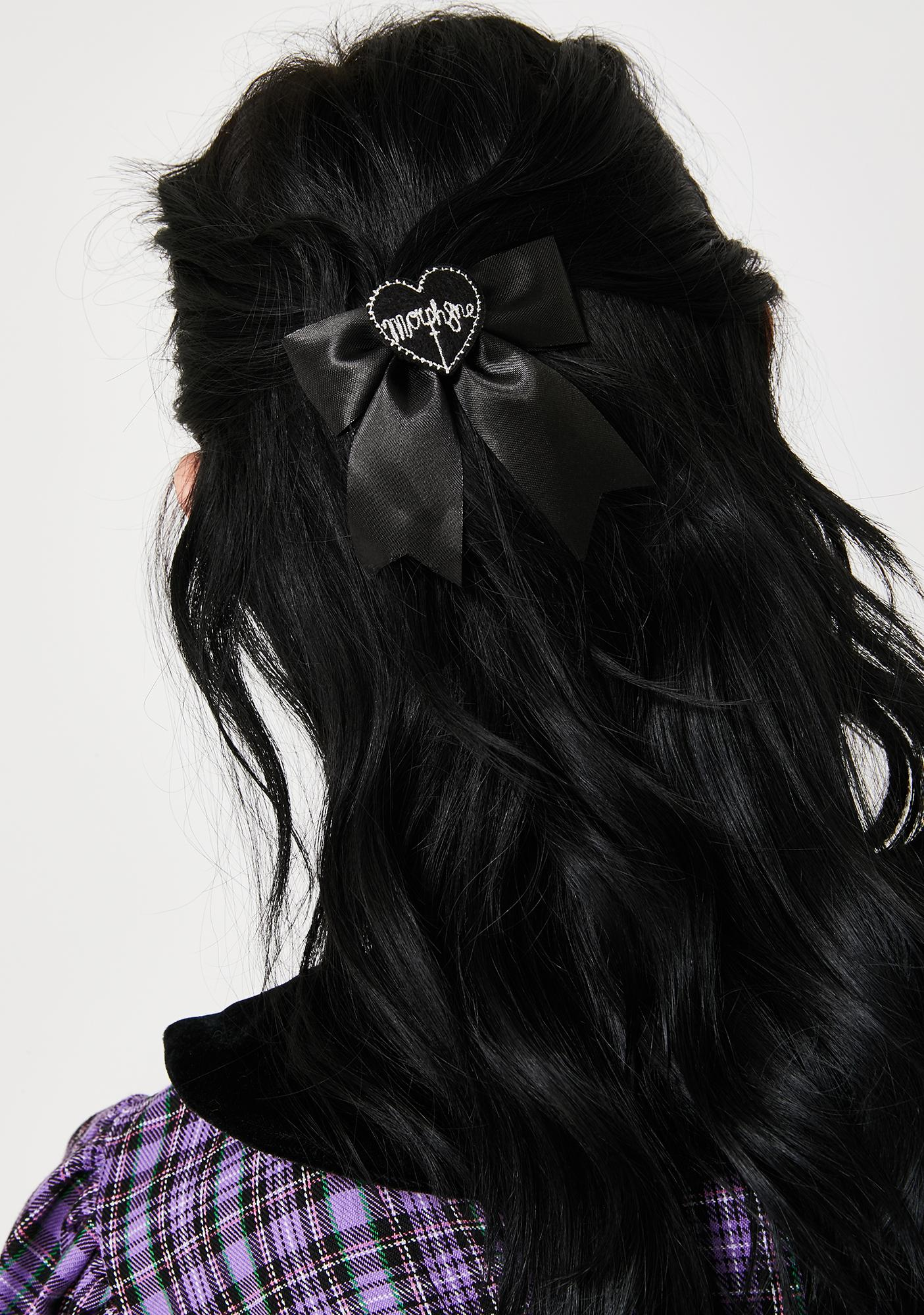 Morph8ne Sister Bow Hair Clip