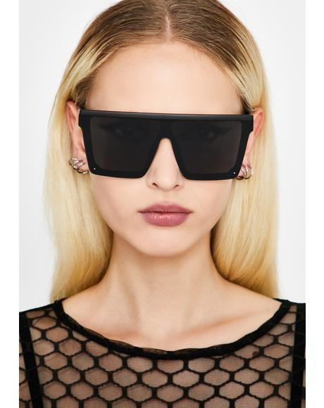 Onyx Xtreme Elementz Shield Sunglasses
