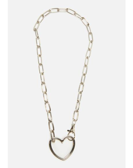 Toughest Love Chain Necklace