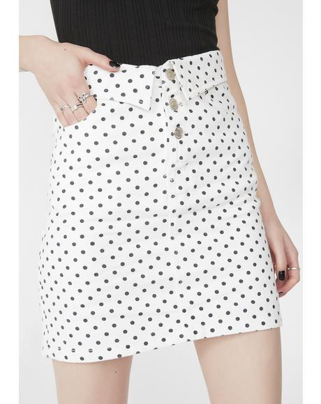 Bombshell Babe Mini Skirt