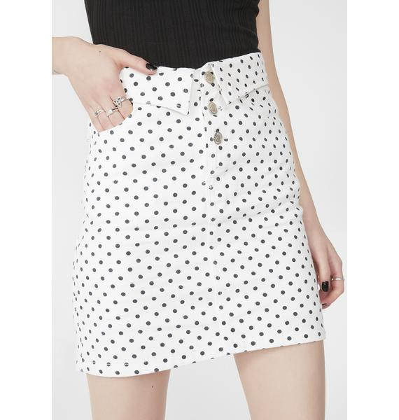 Bombshell Babe Mini Skirt