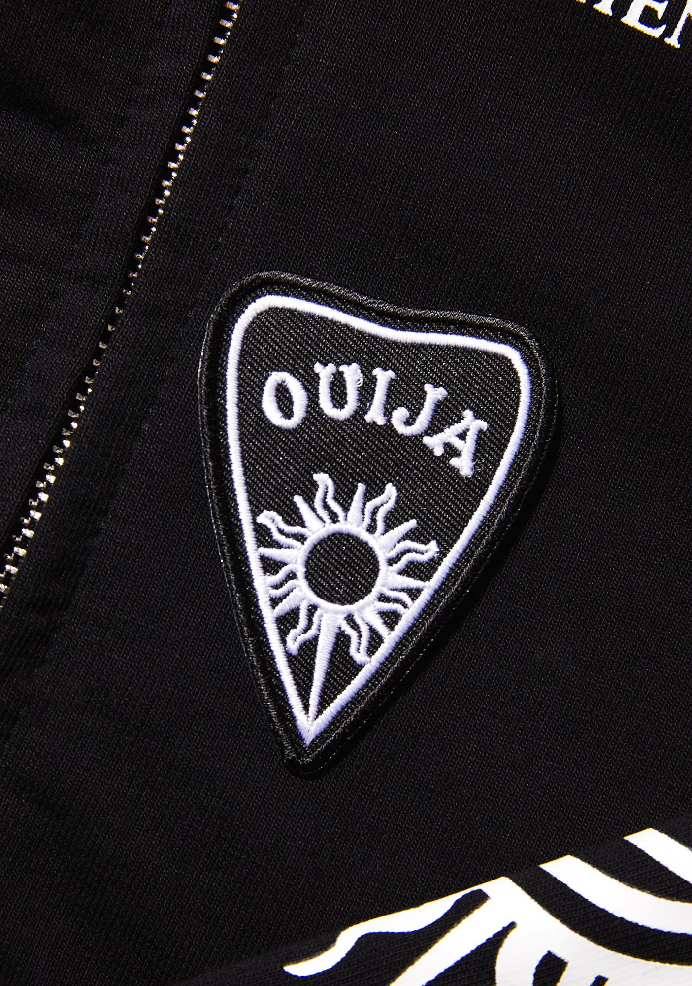 Witch Worldwide Ouija Planchette Iron-On Patch
