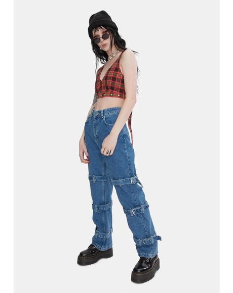 Buck Denim Jeans