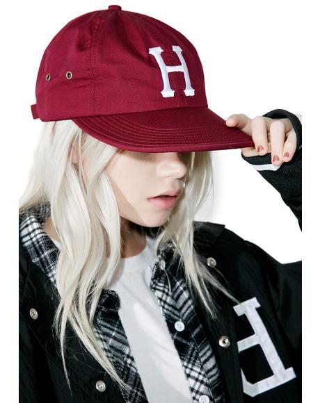 Classic H 6 Panel Hat