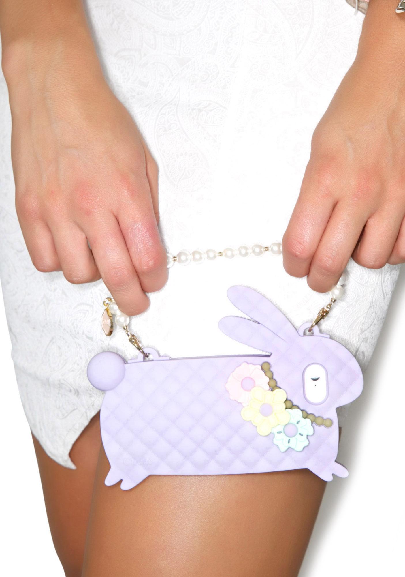 Miss Rabbit iPhone 5 Case
